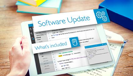 WCBS Software Update