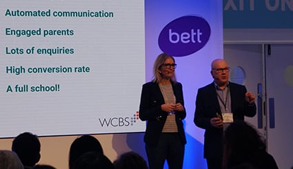 WCBS Bett Education Show