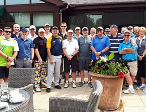Perfect golf at The Vale even if some of the golfers' play wasn't…