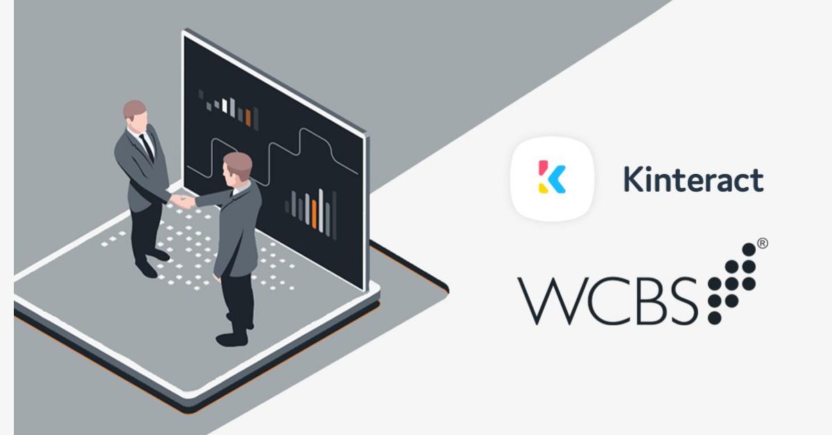 WCBS Kinteract blog partnership