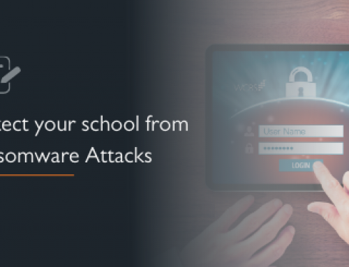 Protect your school from Ransomware Attacks
