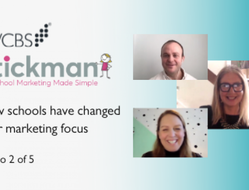 Talking Independent School Admissions and Marketing with The Stickman Consultancy [Video] 2 of 5