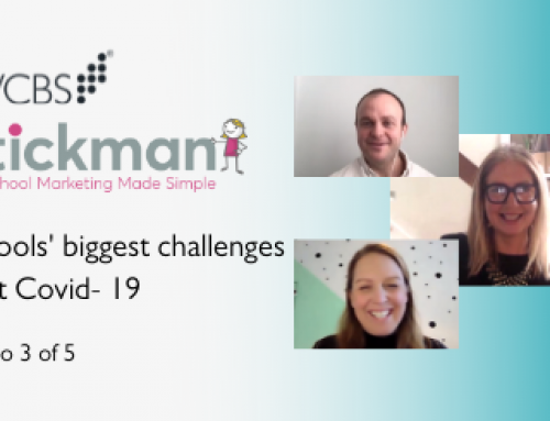 Talking Independent School Admissions and Marketing with The Stickman Consultancy [Video] 3 of 5