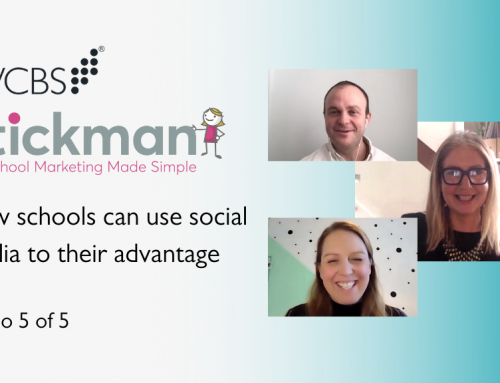 Talking Independent School Admissions and Marketing with The Stickman Consultancy [Video] 5 of 5